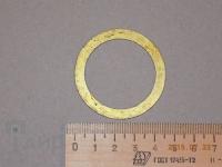 Кольцо к подшипнику игольчатому коленвала (латунь) Вихрь