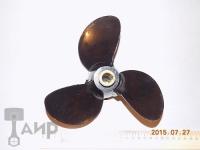 Винт гребной скоростной (190х202) Ветерок-8