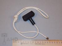 Ручка стартера в сборе со шнуром 5мм длина 1,2 м ДМ-1 МБ
