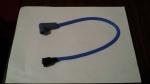 Колпачок с проводом в/в (силиконовый) с резинкой Буран