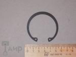 Кольцо стопорное В52 к 205 подшипнику в ходовую Буран